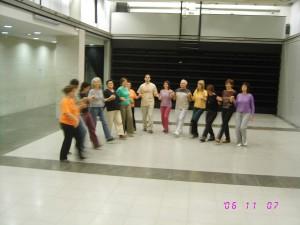 ballant a l'Ateneu de Sant Celoni