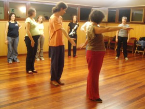 Ballant al Patronat de La Garriga