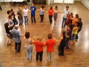 Ballant a La Troca de Granollers