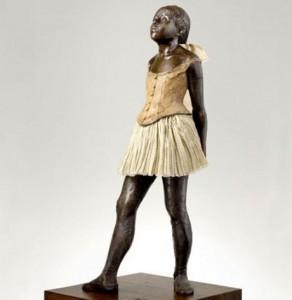 la ballerina de Degas