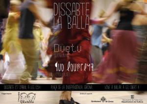 organitzem un ball a plaça amb els grups més innovadors de l'escena folk europea.
